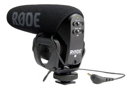 RØDE Microphones VideoMic Pro product image